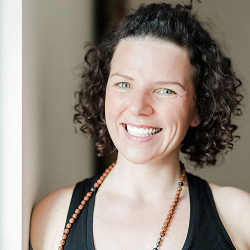 Lydia Green meet the team yoga santosha teacher