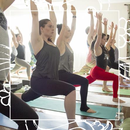 Yoga Santosha Class Ashtanga
