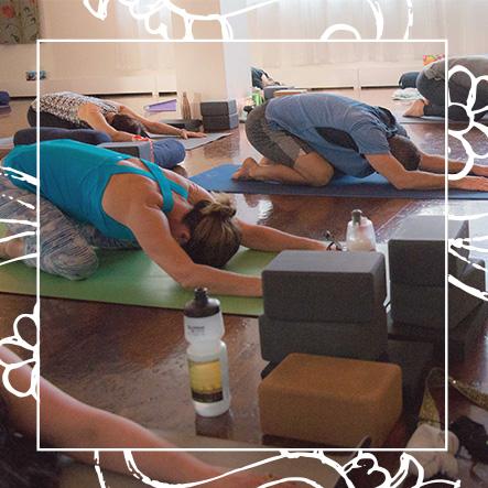 Yoga Santosha Class Gentle Flow