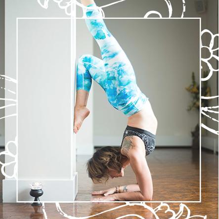 Yoga Santosha Class Intro Intermediate Asana