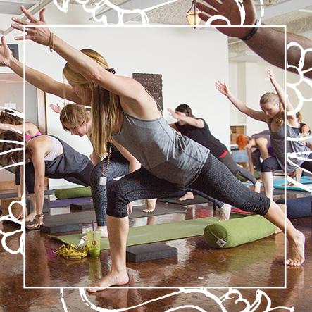 Yoga Santosha Class Strong Slow