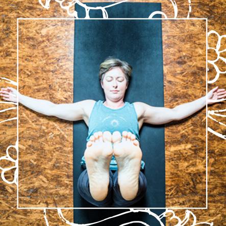 Yoga Santosha Class Warm Yin Restorative