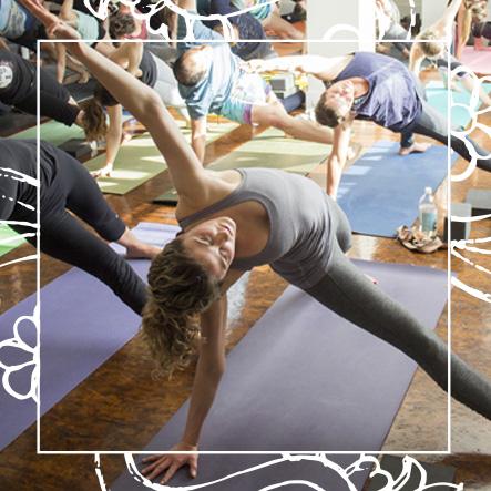 Yoga Santosha Class Yoga Groove