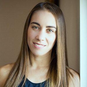 Crystal May yoga santosha teacher