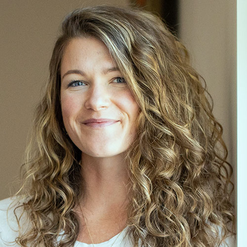 Krista Reierson yoga santosha teacher