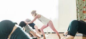 Yoga Santosha Blog Adjuster Training