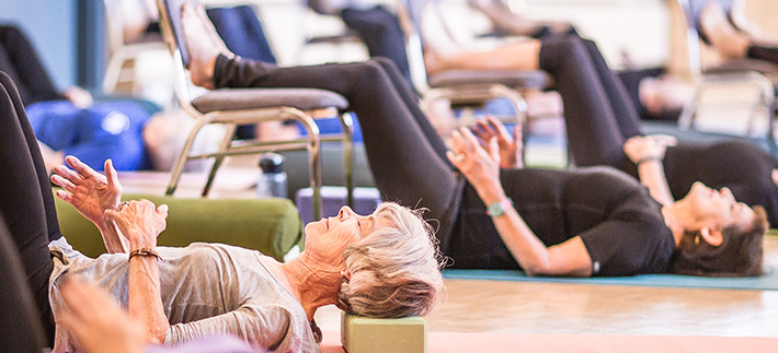 Seniors Yoga - Is It For You?